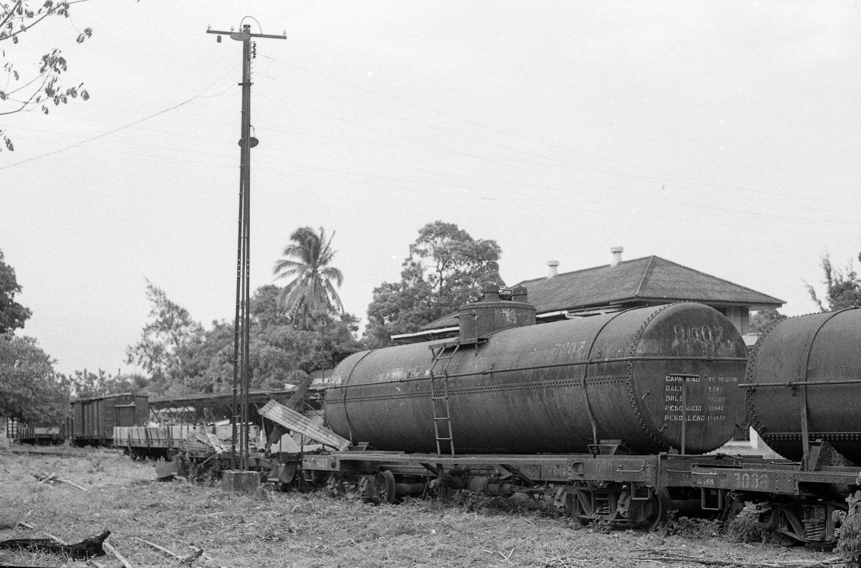 Museo del Ferrocarril en Zacapa con Ilford HP5 Plus 400