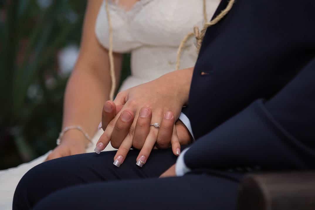 anillo de bodas de Itzell