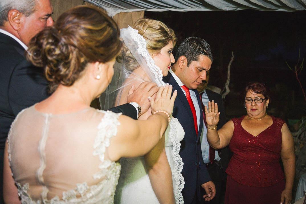 Oración por los nuevos esposos