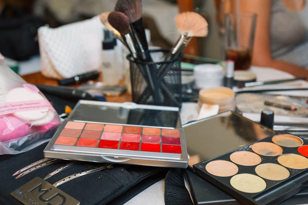 Wedding makeup by Edgar Ipina