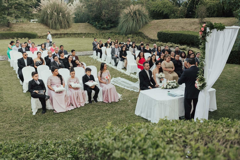El amor en Antigua Guatemala
