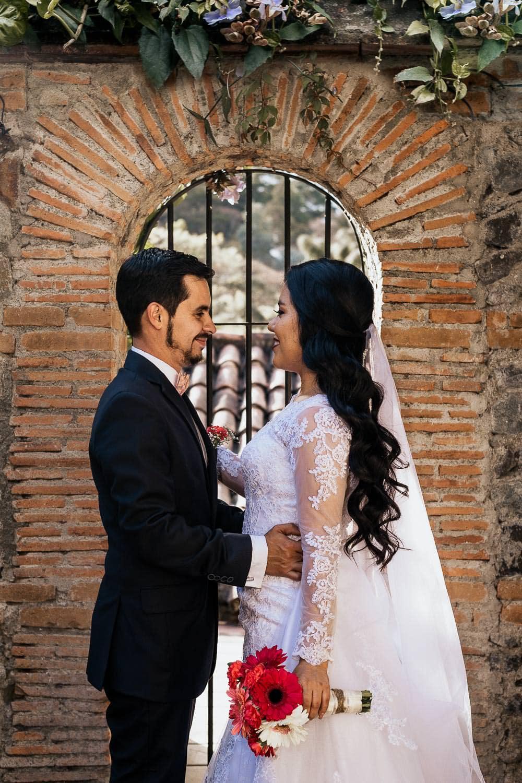 Fotos de boda en Antigua Guatemala