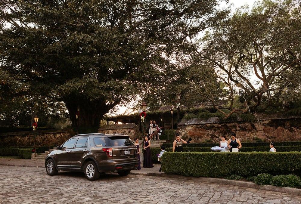 Boda Hacienda Nueva Country Club Guatemala